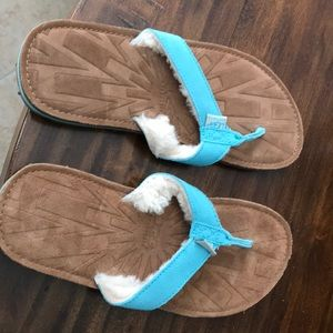 Women's ugg Tasmina slippers size 10